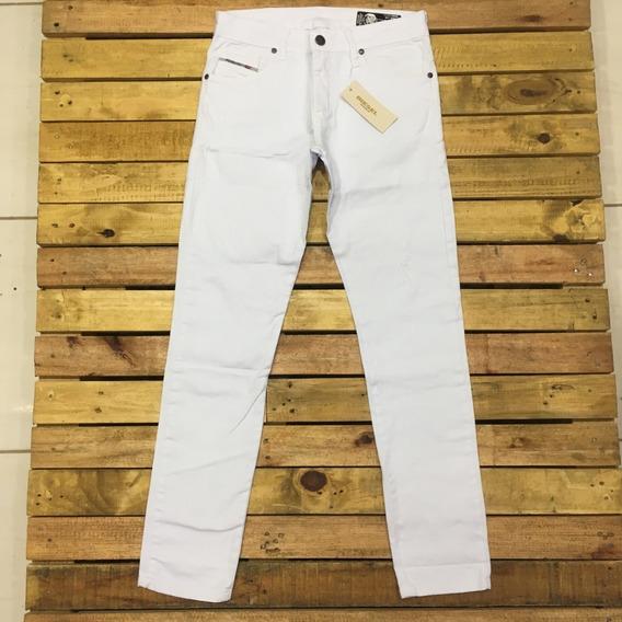 Calça Jeans Branca Diesel - Made In Italy
