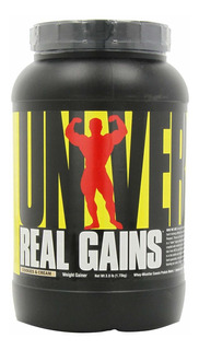 Universal Nutrition Real Gains (3,8 Lbs) - Biscoitos & Creme