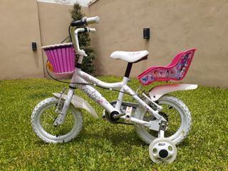 Bicicleta Vairo Princess Rodado 12 Usada