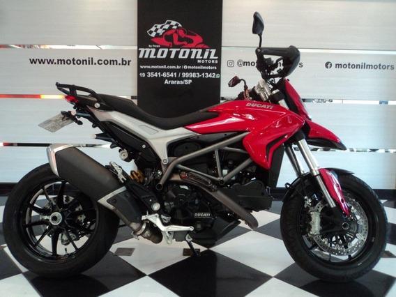 Ducati Hypermotard 821 Hs Vermelha 2014