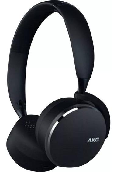 Fone Estereo Bluetooth On Ear Akg Y500 Wireless Lacrado Nf