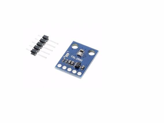 Sensor De Luz Tsl2561 Luxímetro Arduino