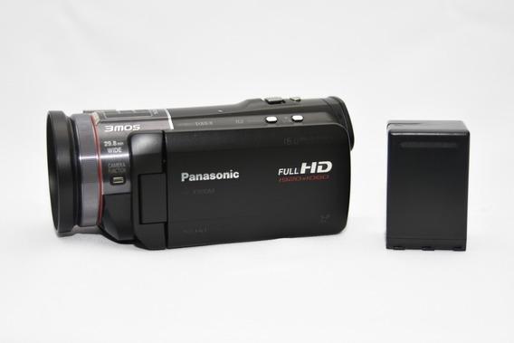 Filmadora Panasonic Hc-x900m