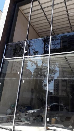 Imagem 1 de 14 de Loja Centro Santo André Sp. 215m² Construída Vagas A Frente