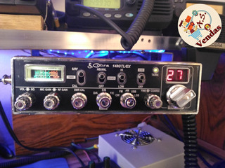Rádio Px Cobra 148 Gtl / Ex - Malaysia