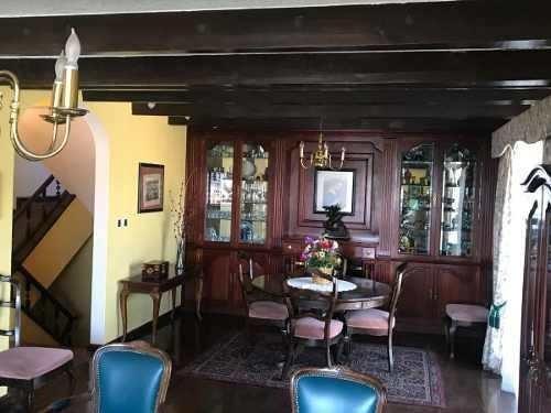 Preciosa Casa En Condominio En Tepepan