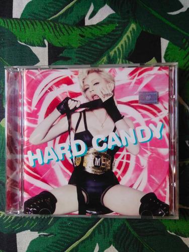 Madonna Hard Candy Cd Nuevo Original