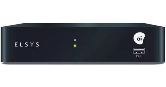 Receptor Digital Oi Tv Livre Hd Etrs35 Promoção 48 Hrs