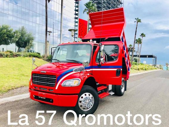 Volteo Rabon Freightliner Chasis Grua Pipa Plataforma Caja S