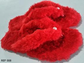 Chinetufa Sandasul Vermelho :: Chinelo De Inverno