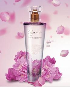 Perfume Grace La Rose Sublime Hinode! Oferta!