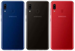 Samsung A20 Octacore 3gb 6.4 32gb + 32gb Regalo + Funda Cba