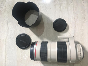 Lente Canon Ef 70 - 200 Mm F/2.8l Usm