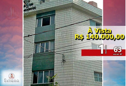 Excelente Apartamento 1 Dormitório, 63 M², R$ 140.000,00 À Vista - Campo Da Aviação - Praia Grande/sp - Ap1030