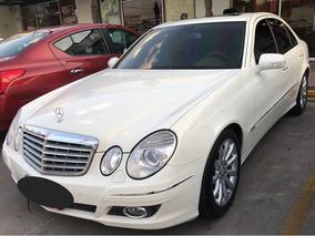 Mercedes Benz Clase E - Elegance 350. Mejor Que Bmw
