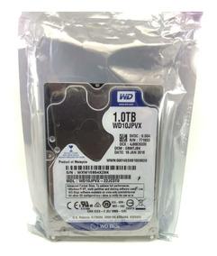 Hd 1 Tb Para Notebook Wd Blue Model: Wd10jpvx Lacrado + Nf