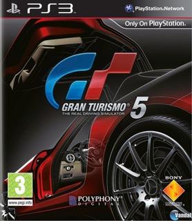 Ps3 - Gran Turismo 5 - Juego Físico Original