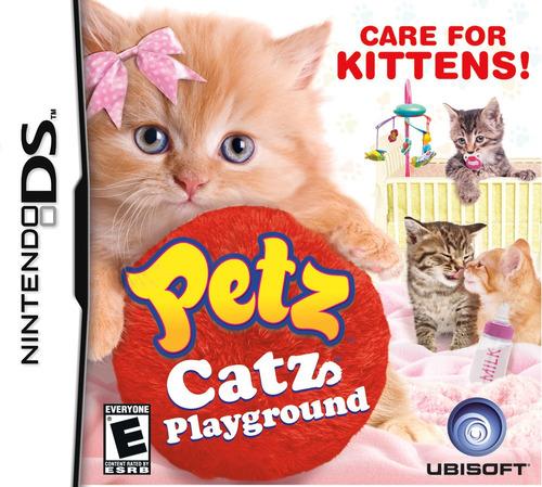 Imagen 1 de 9 de Juego Nintendo Ds 3ds Petz Catz - Refurbished Fisico