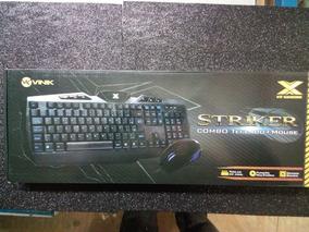 Teclado E Mouse Vx Gaming Striker