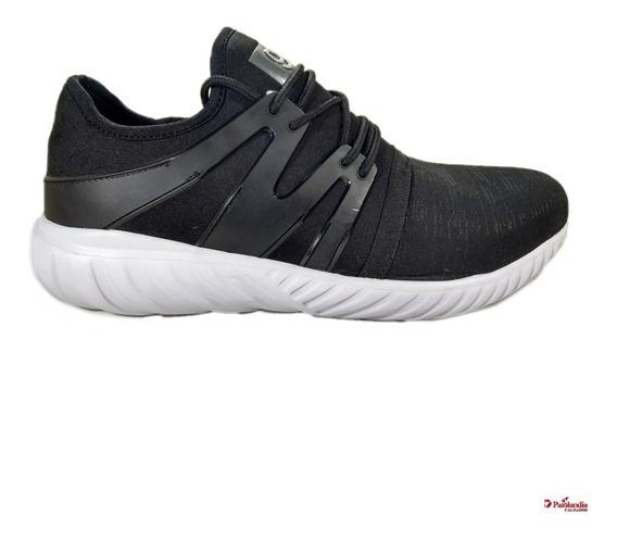 Zapatillas Crossfit Hombre Deportivas Gummi Negro Nª 40/45