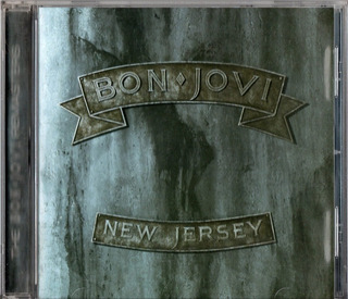 Bon Jovi New Jersey Cd Popsike