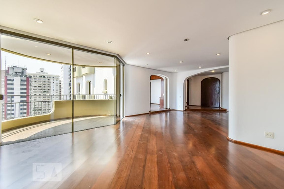 Apartamento No 17º Andar Com 3 Dormitórios E 3 Garagens - Id: 892963332 - 263332