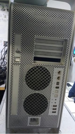 Computador Powermac G5 A1047 I5 1gb 80gb - Usado
