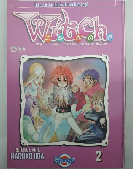 Mangá Disney - Witch Volume 2