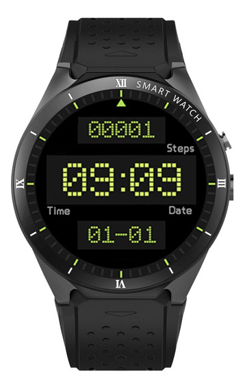 Smartwatch Phone 1.39 Inch Android 7.0 Kingwear Kw88 Pro 3g