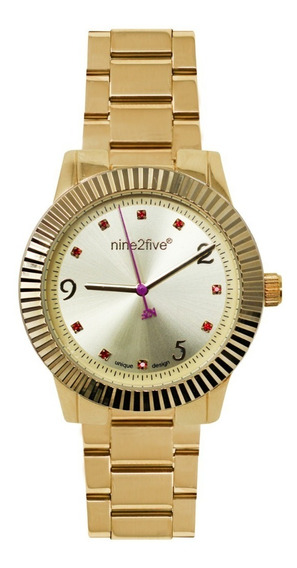Reloj Mujer Nine2five As19o14glgl Watch It!