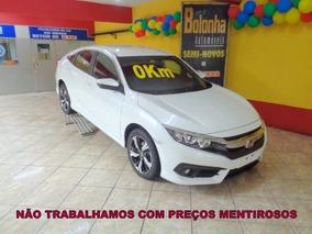 Honda Civic 2.0 16v Flexone Exl 4p Cvt Zero Km 0km
