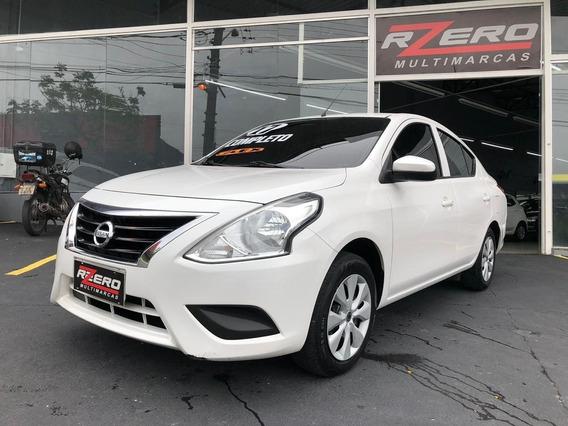 Nissan Versa 2017 Completo 1.0 Flex Revisado 50.000 Km Novo