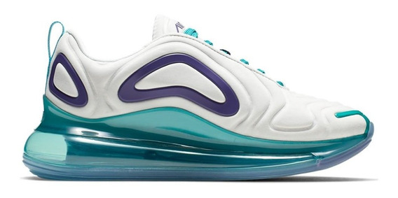 Zapatillas Nike Air Max 720 Spirit Teal Court Purple Dama