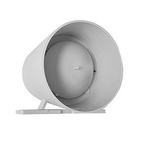 Kit 10 Sirenes Alarme Residencial Comercial 12v Gcp Branca