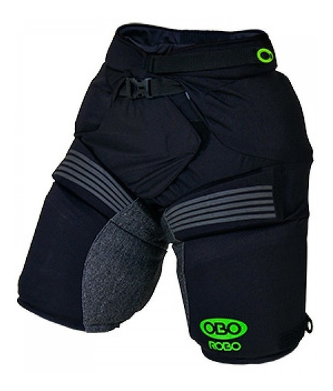 Bermuda Obo Robo Bored Shorts Proteccion Arqueras Hockey Anatomico