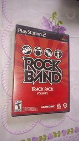 Rock Band Track Pack Vol. 2 - Ps2 Playstation 2 Original
