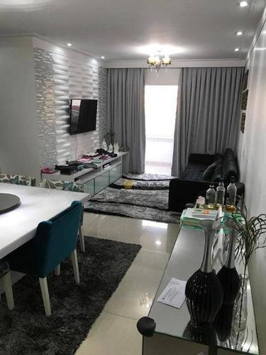 Apartamento À Venda, 100 M² Por R$ 665.000,00 - Centro - São Bernardo Do Campo/sp - Ap2846