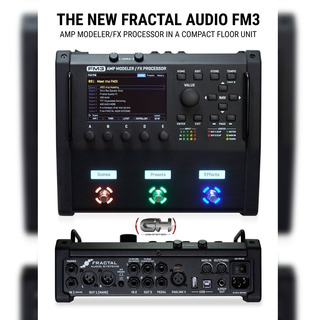 Fractal Audio Systems Fm3 (oficial)!!!