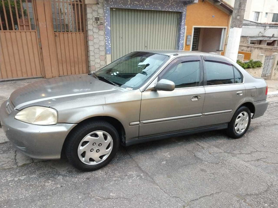 Honda Civic 1.6 Lx Aut. 4p 2000