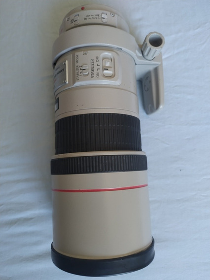 Lente Canon 300mm F4