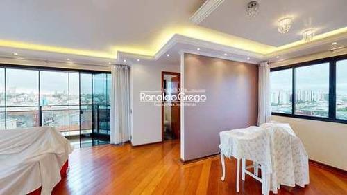 Apartamento Á Venda Com 3 Dorms, Vila Prudente, Sp - R$ 900 Mil - V2502