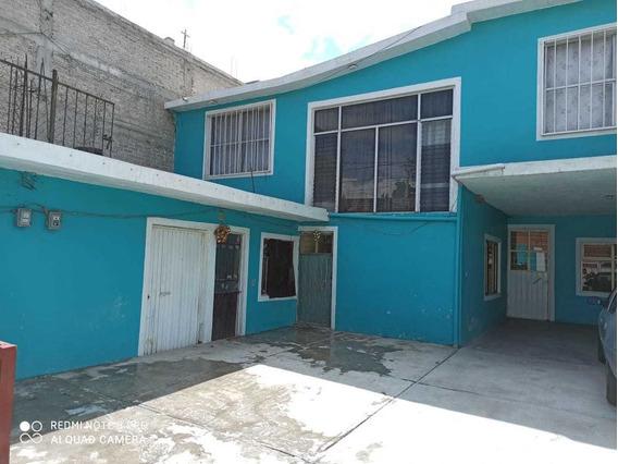 Casa En Venta En Aquiles Serdan, Ecatepec De Morelos.