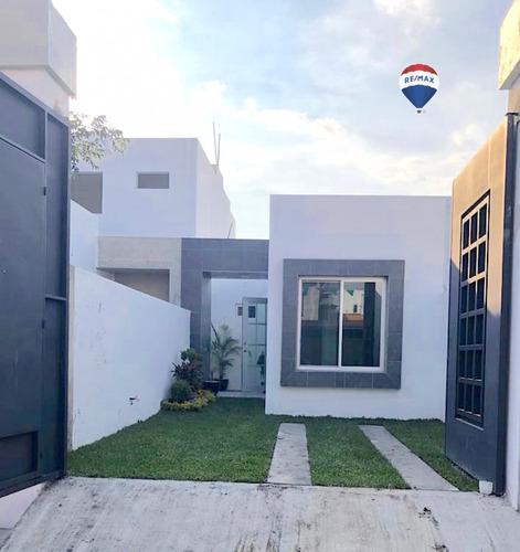 Imagen 1 de 7 de Venta De Casa Un Nivel, Col. Atenatitlán, Jiutepec, Morelos...clave 3648