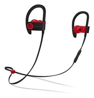 Audífonos inalámbricos Beats Powerbeats³ black y red