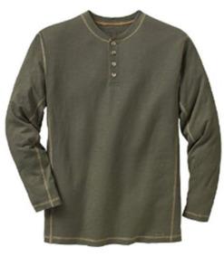 Camisa-sudadera Legendaria Para Hombre