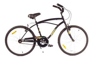 Bicicleta Niños M.hendel Playera Master R24 Varon Colores Va