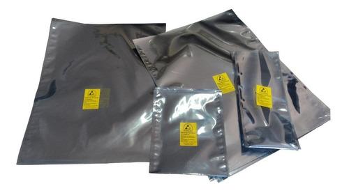 Embalagem Antiestática Esd 200x150mm 100pcs Para Hd De Pc