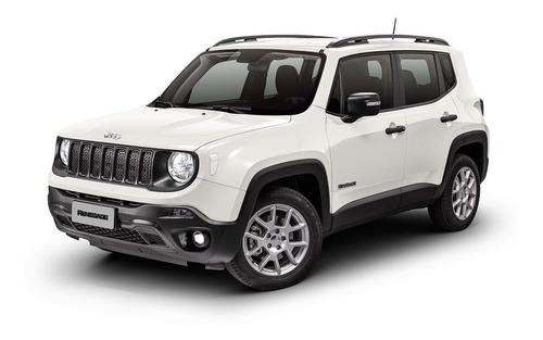 Jeep Renegade Sport 1.8l At6  - Test Drive