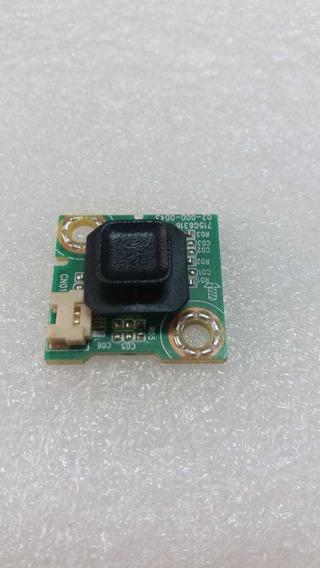 43d1452 Botão Power Aoc 715g-6316-k02-000-0043