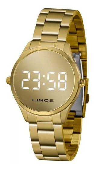 Relógio Lince Mdg4617l-bxkx - Dourado